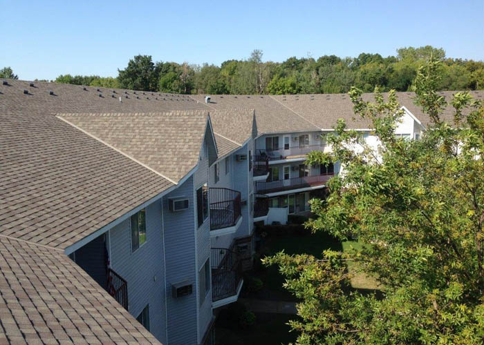 BD Exteriors Commercial Roofing - Apartment Roofing