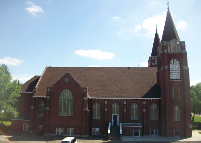 BD Exteriors Commercial Roofing - St. Nicholas Church Roof