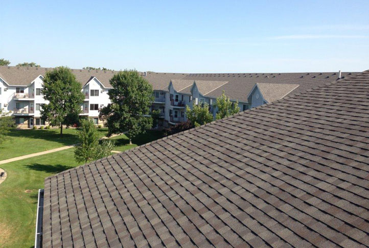 Commercial Roofing - Apartment10