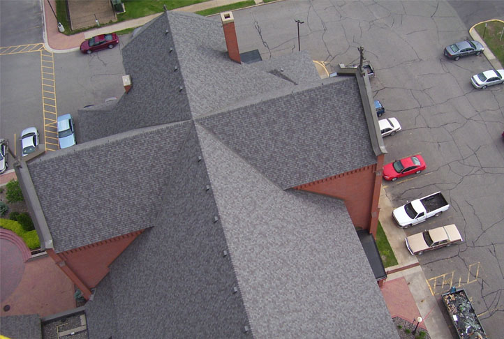 Commercial Roofing - Church12