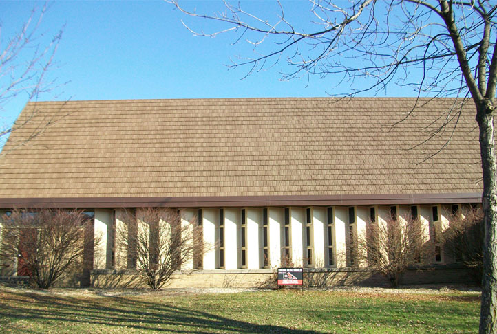 Commercial Roofing - Church18