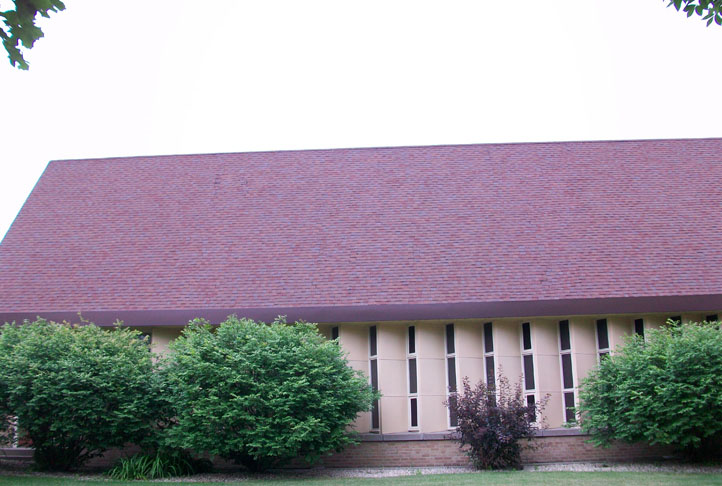 Commercial Roofing - Church20