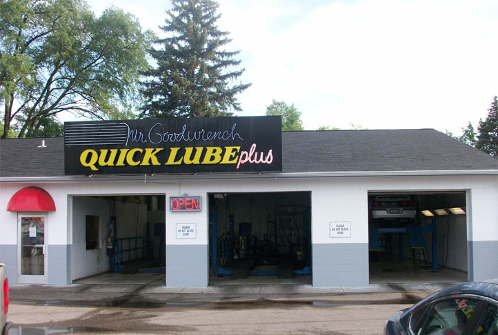 Commercial - Quick Lube