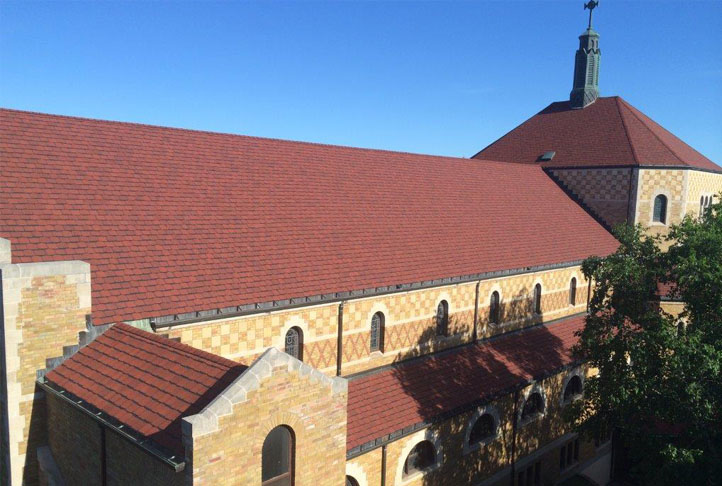 Commercial Roofing - Church8