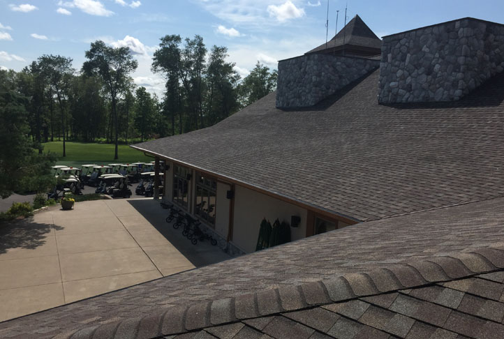 Commercial Roofing Project - Craguns Resort-3