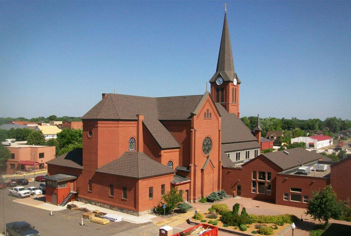Roofing - Church Project
