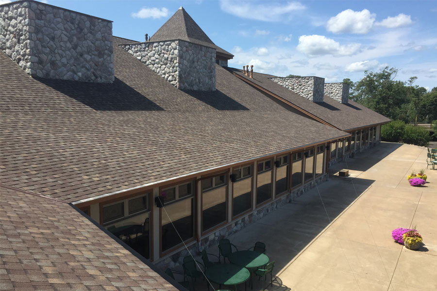 Roofing Services by BD Exteriors
