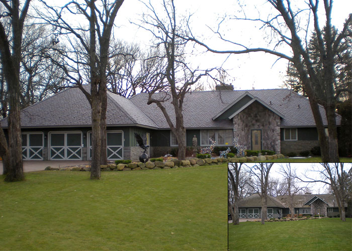 BD Exteriors Roofing Before and After 1