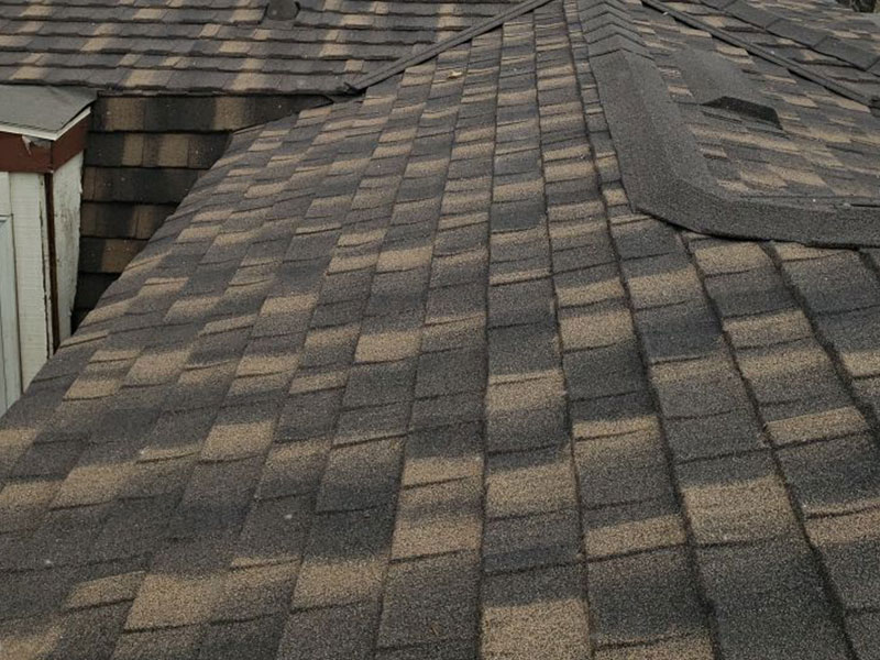 Megann Rosha's home in St. Cloud after roof replacement by the BD Exteriors team.